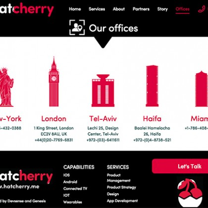 "<a href=""http://www.lagoonmedia.com/a-look-inside-our-work/Hatcherry"">Hatcherry</a>"